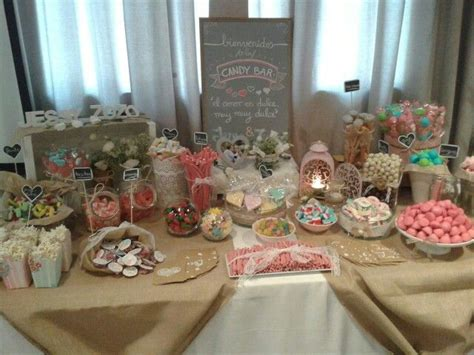31 best images about Candy Bar para la boda on Pinterest ...