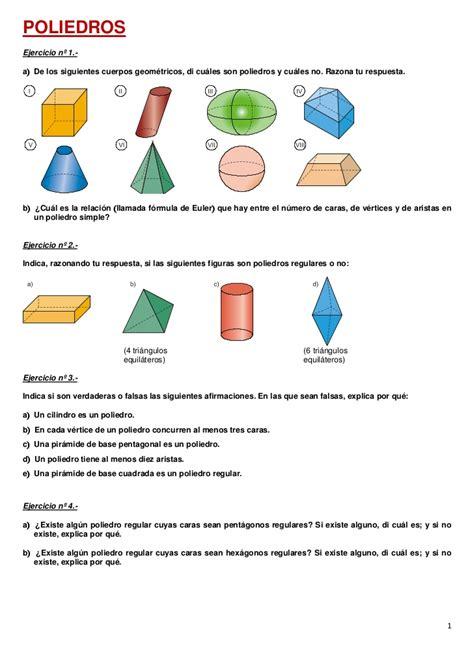 31509945 ejercicios de poliedros
