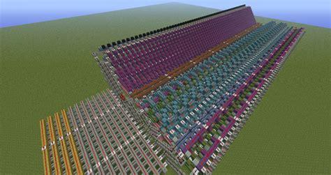 32 Bit Computer CPU Minecraft Project