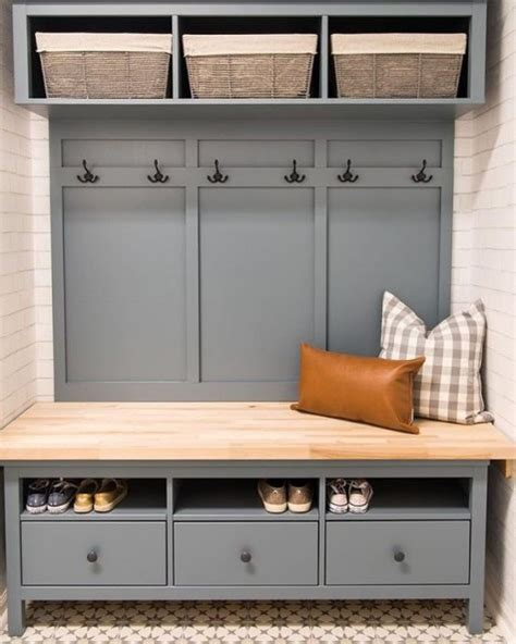 32 Cool IKEA Hacks For Your Entryway | ComfyDwelling.com