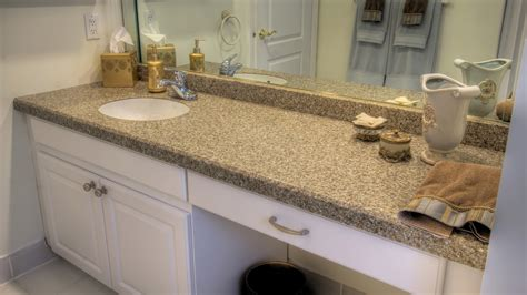 32 interesting bathroom countertop granite tile picture ...