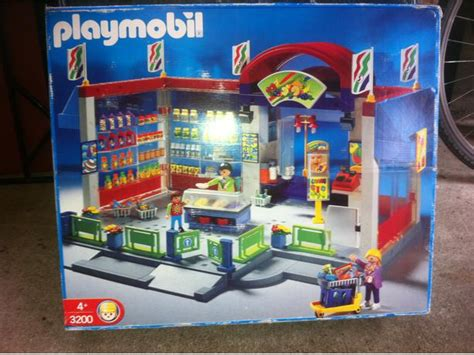 3200, 3201, 3202 Playmobil Grocery Store North Saanich ...
