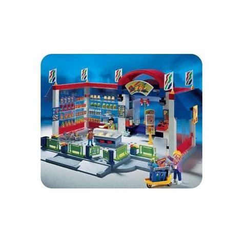 3200 Supermarket Playmobil   Supermarkt  3200 A    from ...