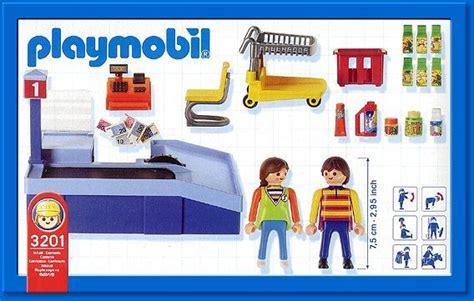 3201 Supermarket Checkout Playmobil   Supermarkt  3201 C ...