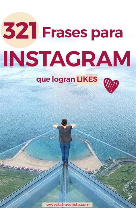 327 Frases EPICAS para Instagram – que provocan LIKES ...
