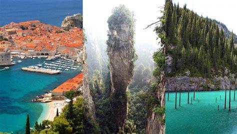33 asombrosos lugares que todo el mundo debería visitar al ...