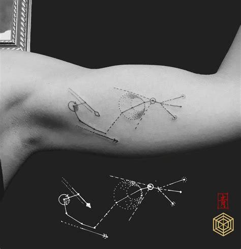 33 best Scorpio Constellation Tattoo Feminine images on ...