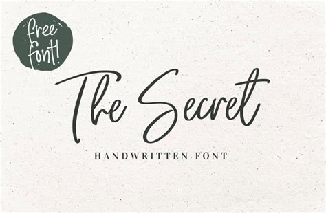 33 Free Cursive Fonts for When Your Website Needs That ...