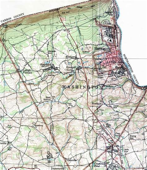 33 Lehigh County Pa Map   Maps Database Source