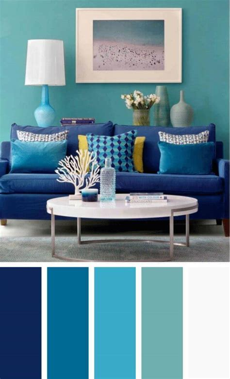 35 Best Living Room Color Schemes Brimming With Character 2019