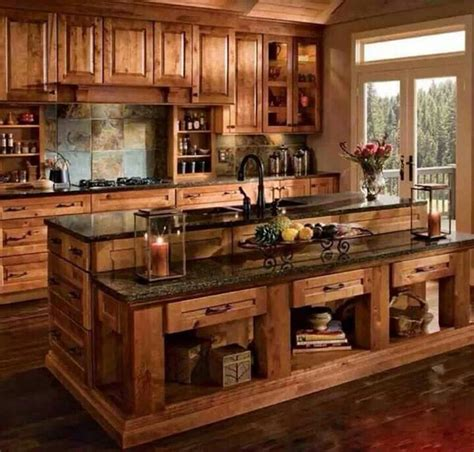 35 Country Kitchen Design Ideas | Home Design And Interior