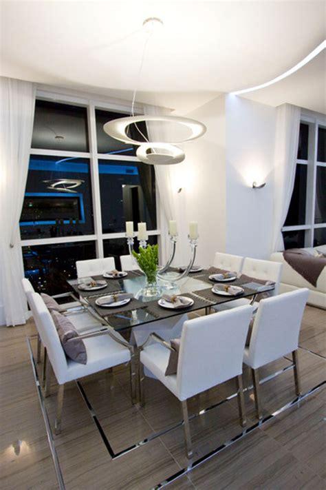 35 fotos e ideas para decorar la mesa del comedor | Mil ...