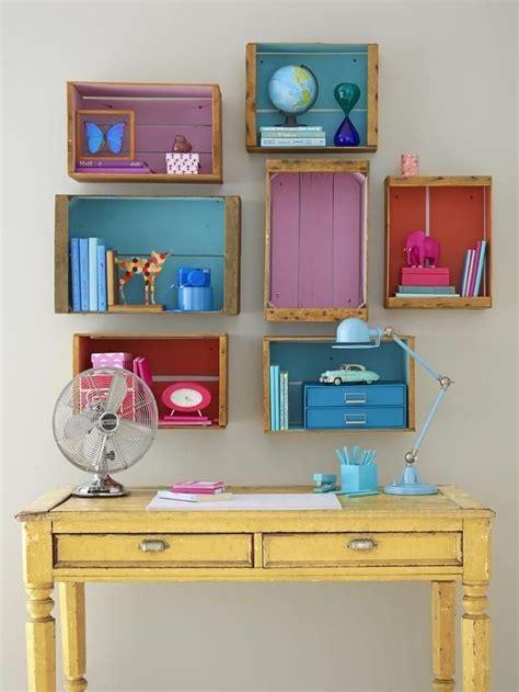 35 ideas para decorar con cajas de frutas | Decoración de ...