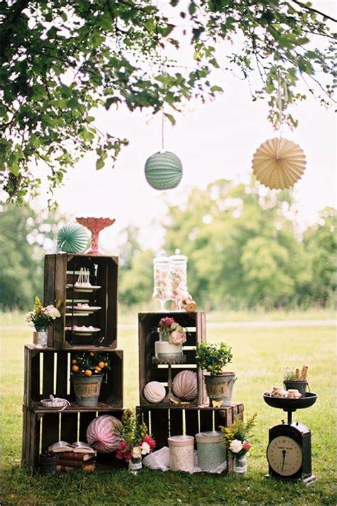 35 ideas para decorar con cajas de frutas   Tienda online ...