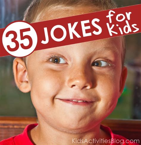 35 Jokes for Kids, a List of Jokes for Preschoolers, and ...