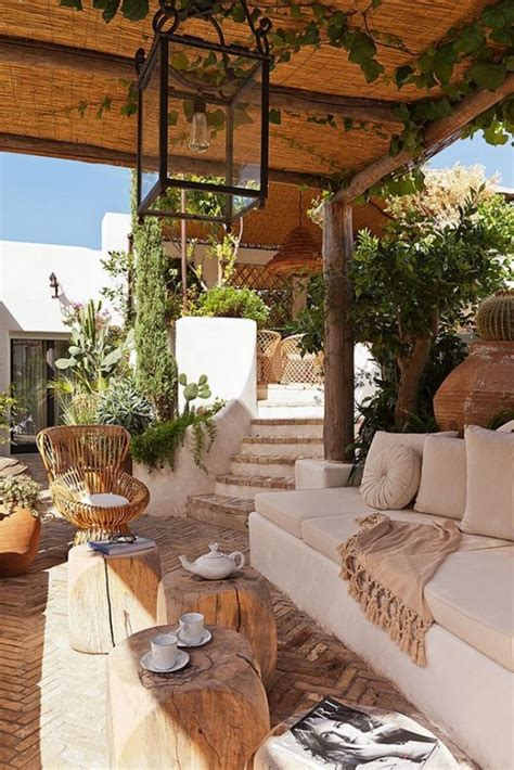 36 Cool And Inviting Summer Terrace Décor Ideas   DigsDigs