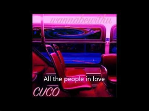 36  Cuco   Amor de siempre // Lyrics translate   YouTube ...