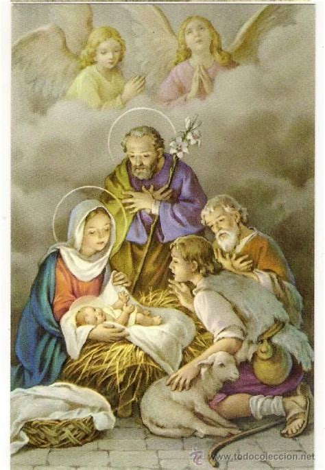 36790833.jpg  549×794    Belenes, Arte cristiano, Cuadros ...