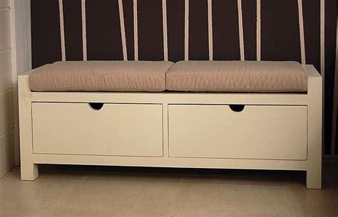 395€ IKEA?Banco pie de cama cajones Luster | entrance ...