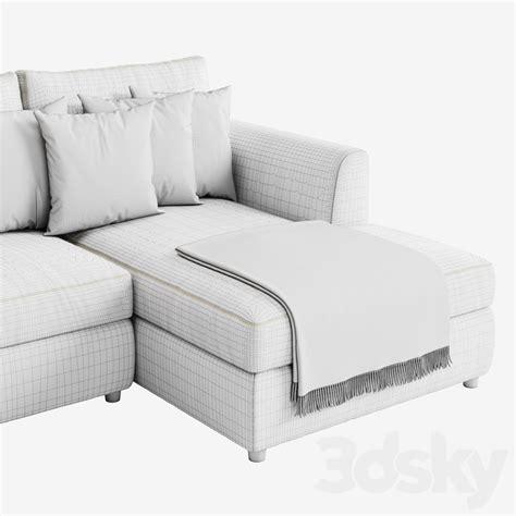 3d models: Sofa   Kenay Home Trend Sofa