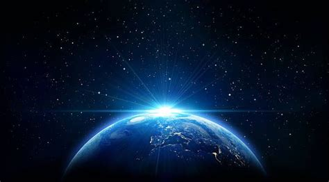 3d rendering, World network, internet.. | Tierra desde el ...