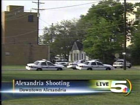 4:52 pm cdt update downtown alexandria la shooting   YouTube