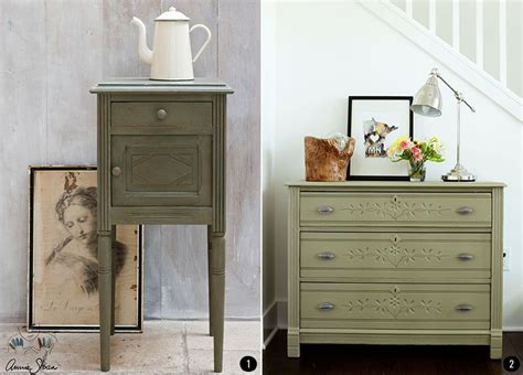 4 colores de moda para muebles pintados con chalk paint ...