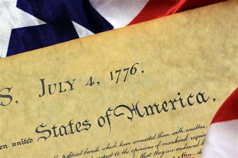 4 De Julio De 1776   Declaración De Derechos De Estados ...