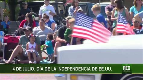4 de julio, día de la independencia de EE.UU.   YouTube