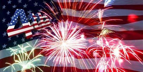 4 de julio, día de la independencia de Estados Unidos ...