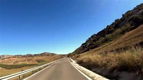 4*. España. Montes de Málaga en moto. Spain. Málaga ...