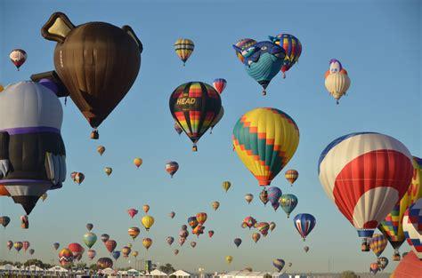 4 Festivales de globos imprescindibles   Siempre en las Nubes