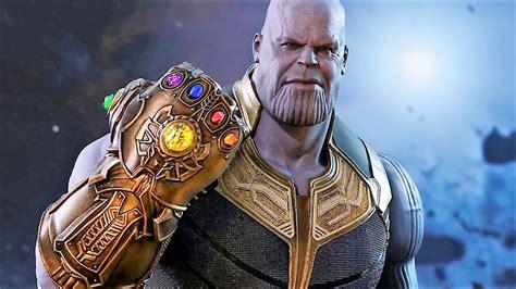 4 figuras de Thanos dignas de su poder