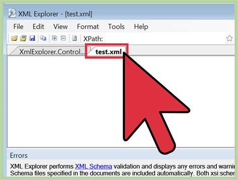4 Formas de Abrir um Arquivo XML   wikiHow