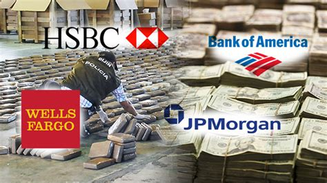 4 grandes bancos estadounidenses lavan dinero del ...