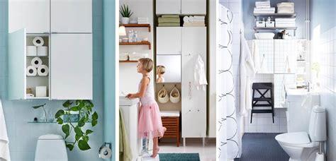 4 ideas para maximizar el almacenaje en un baño pequeño
