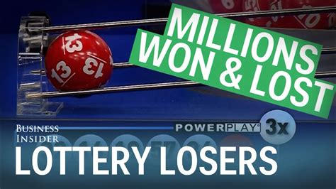 4 lottery winners who lost it all   YouTube