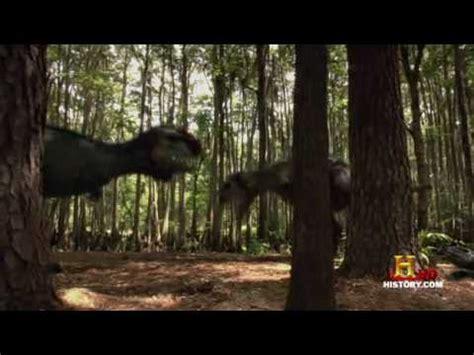 4  Lucha en el Jurasico    1/12  El Dinosaurio Caníbal ...