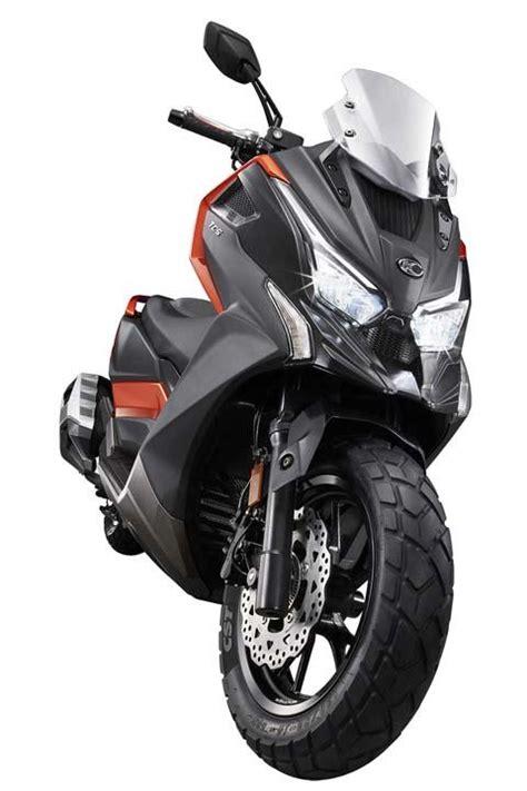 4 motos nuevas de Kymco para 2021: eléctrica, de gasolina ...