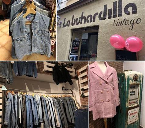4 tiendas de Granada donde comprar ropa  vintage  original ...