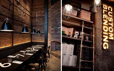 | 40 Bares de diseño vintage e industrial