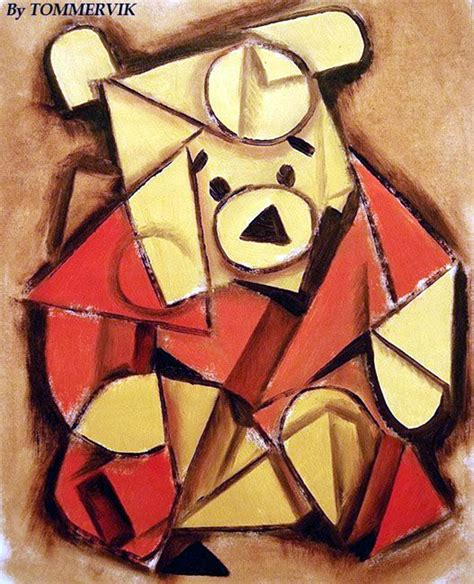 40 Excellent Examples Of Cubism Art Works