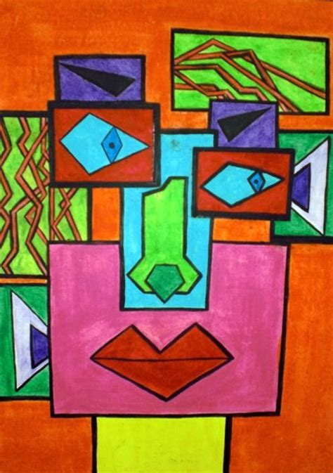 40 Excellent Examples Of Cubism Art Works   photofun4ucom