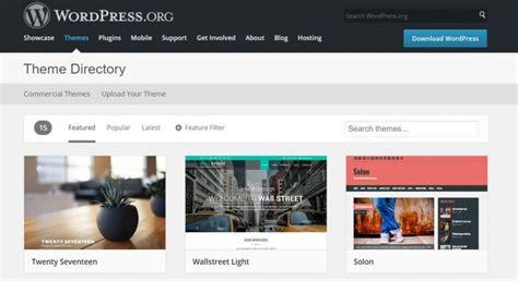 40 Mejores Plantillas De WordPress Gratis  2020