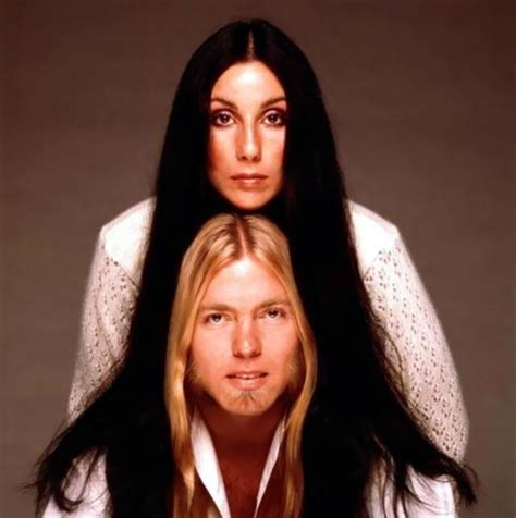 40 Pictures of Cher and Her Husband Gregg Allman During ...