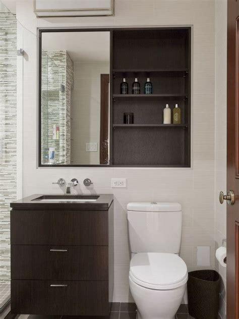 40 Stylish and functional small bathroom design ideas ...