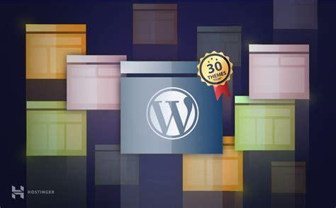40 Tema WordPress Gratis dan Terbaik 2019