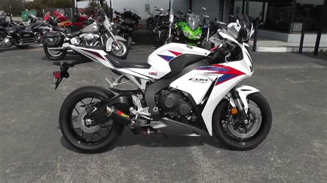 400945   2012 Honda CBR1000RR   Used Motorcycle For Sale ...