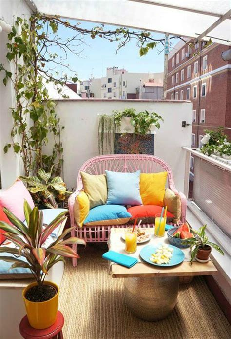 42 Small Balcony Lounge Ideas for the Perfect Relax Haven