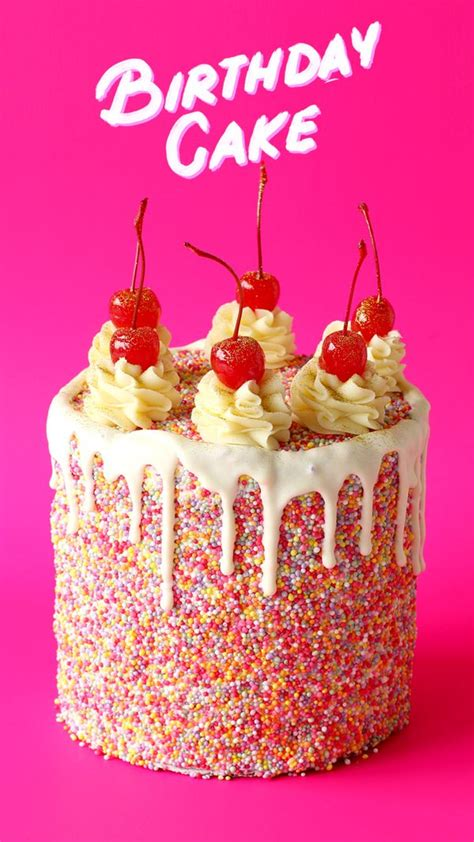 43 Best Birthday Cake Images & Pictures